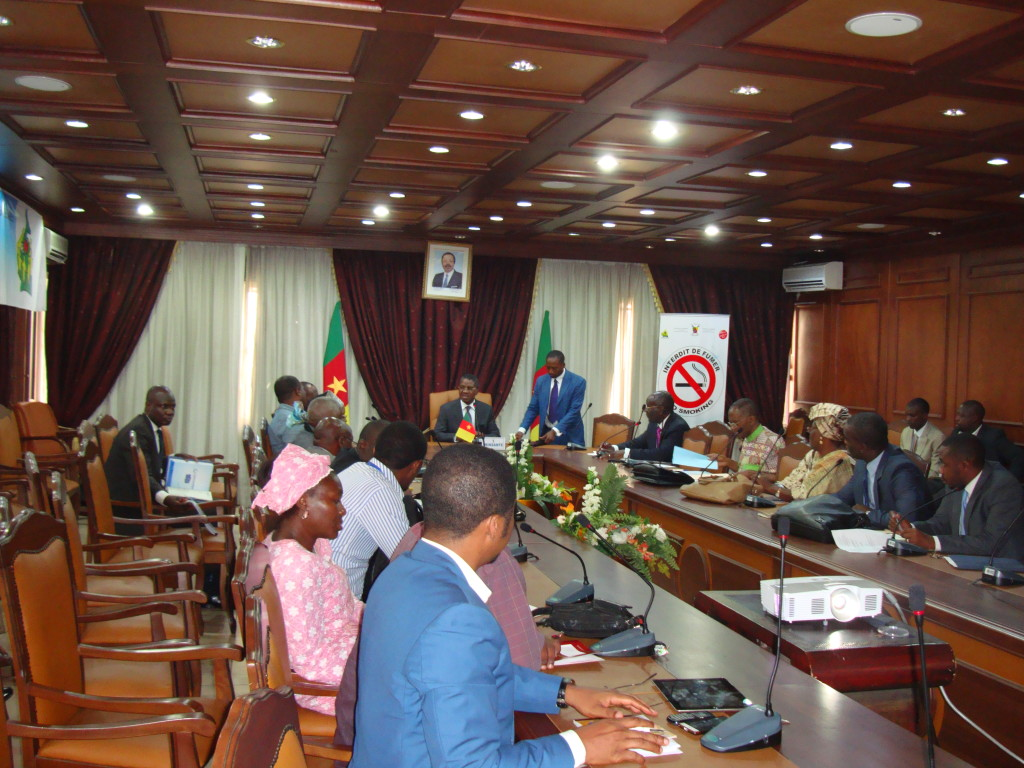 Stakeholders consisting of the Ministry of Basic