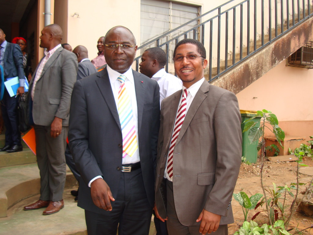 Permanent Secretary for the National Programme for the Control of Schistosomiasis and STH with the Regional focal point for NTDs in the Centre region,Cameroon